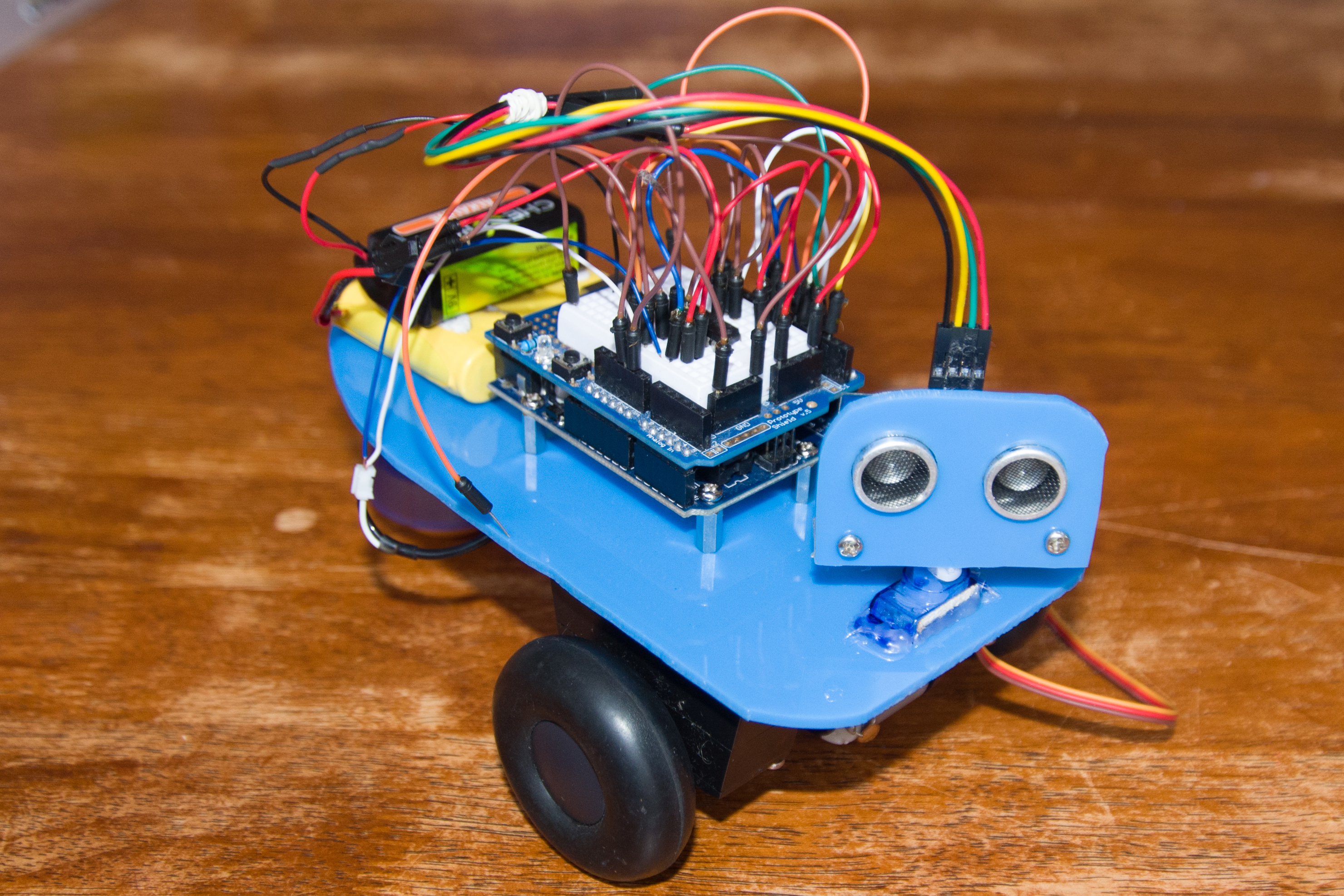 James - Your first Arduino Robot