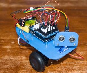 James - Your First Arduino Robot