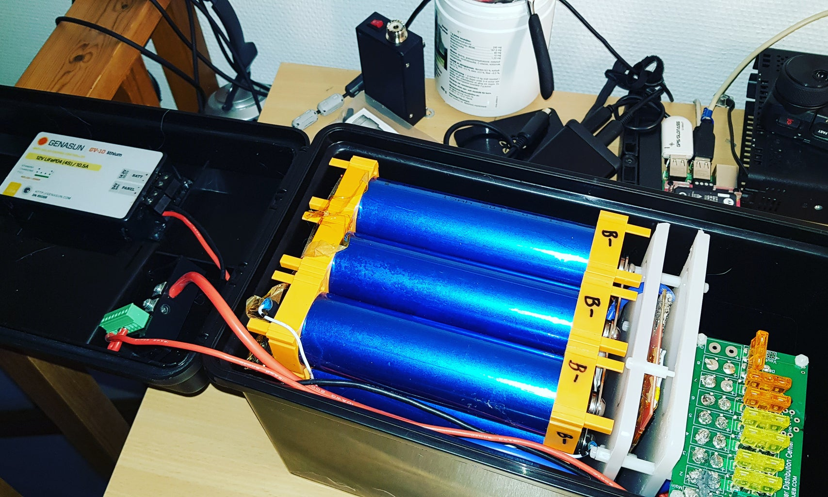 Build the Battery Module