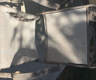 Sling Replacement on Chinese Sling Back Chairs