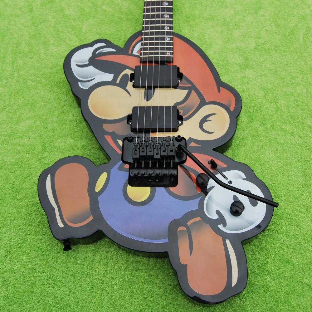 Mario Guitar / Custom Guitars
