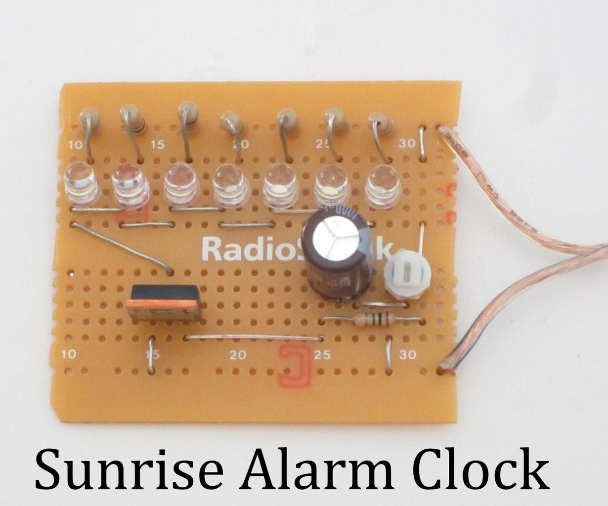 Sunrise Alarm Clock