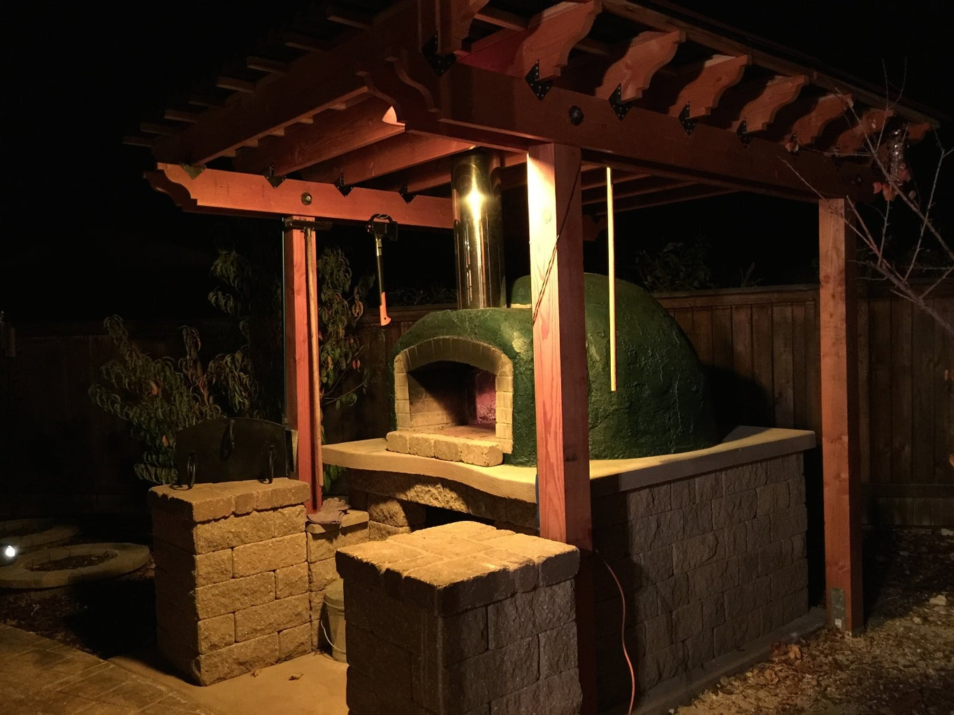 Wood Fired Pompeii Oven