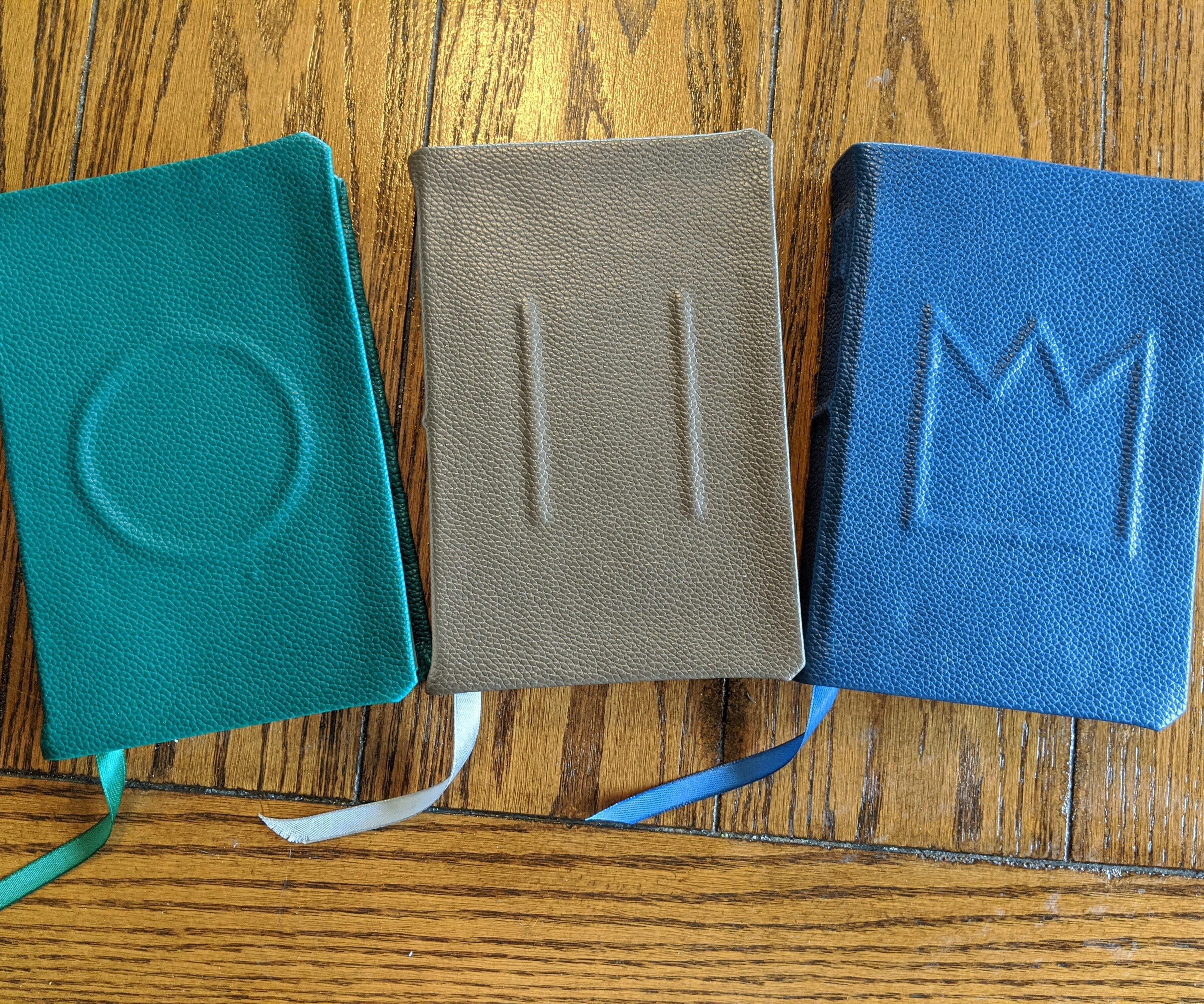 Leather Bound Softcover LotR Set
