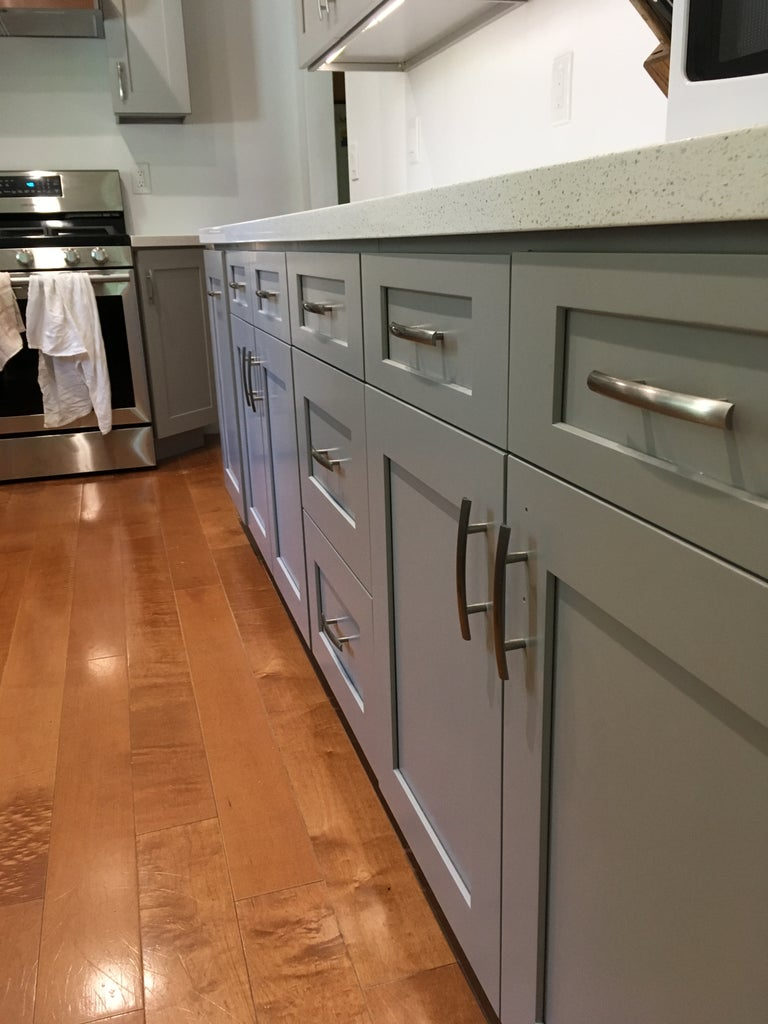 Drawers and Knobs