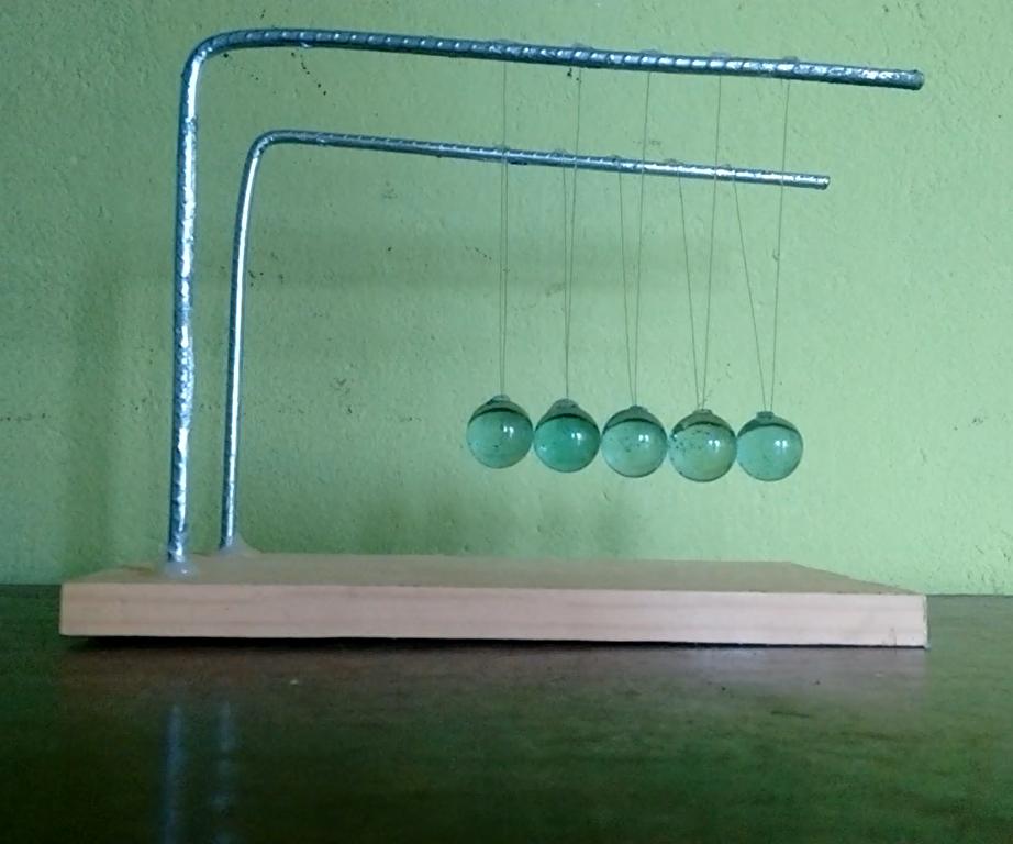 Newton's pendulum