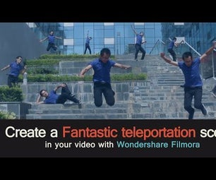 How to Pull Off a Fantastic Teleportation Effect in Videos