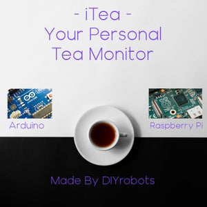 The ITea | Your Personal Tea Monitor