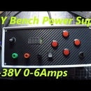 "DIY Variable Bench Adjustable Power Supply ""Minghe D3806"" 0-38V 0-6A"