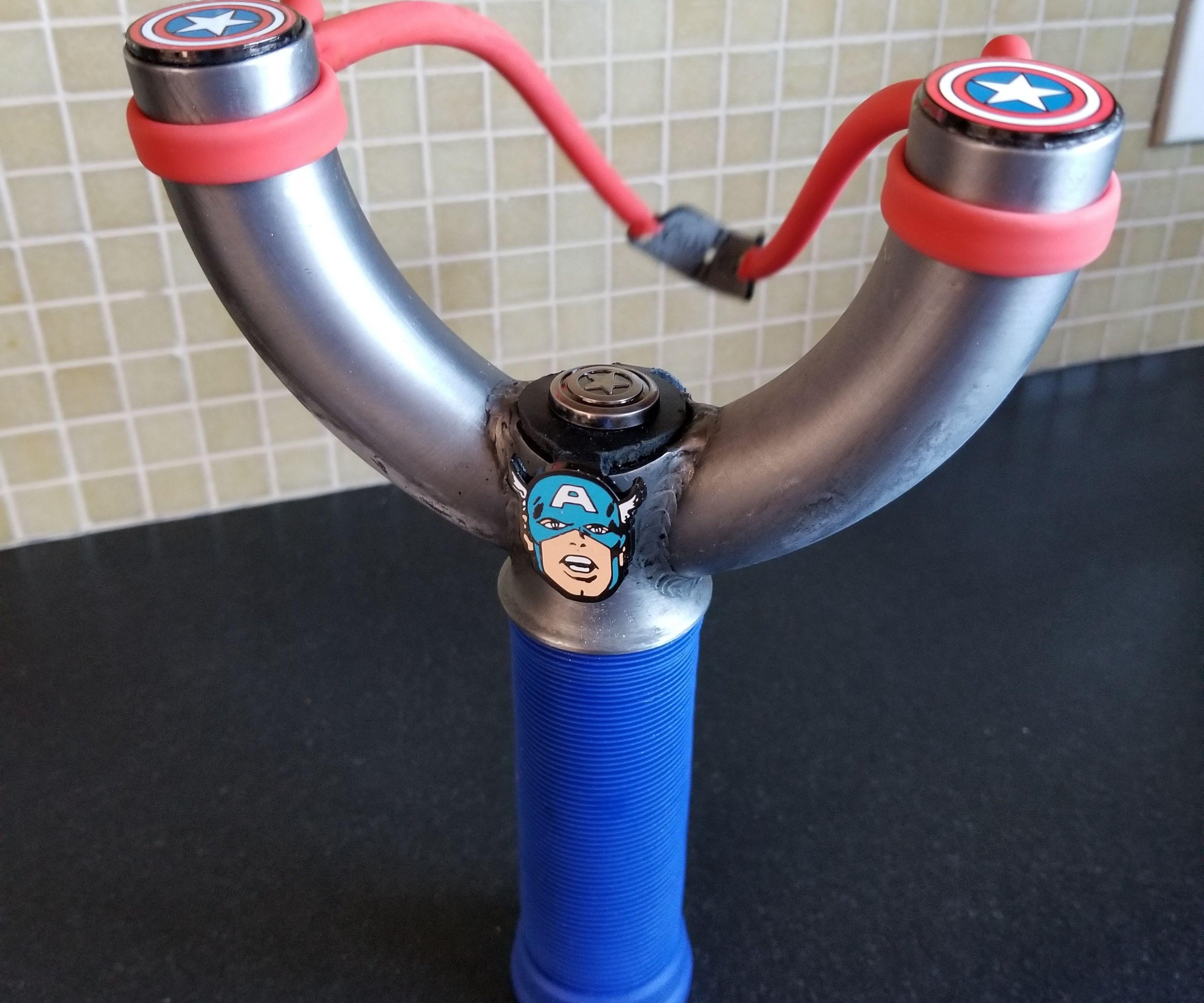 Captain America Sling Shot