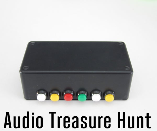 Audio Treasure Hunt