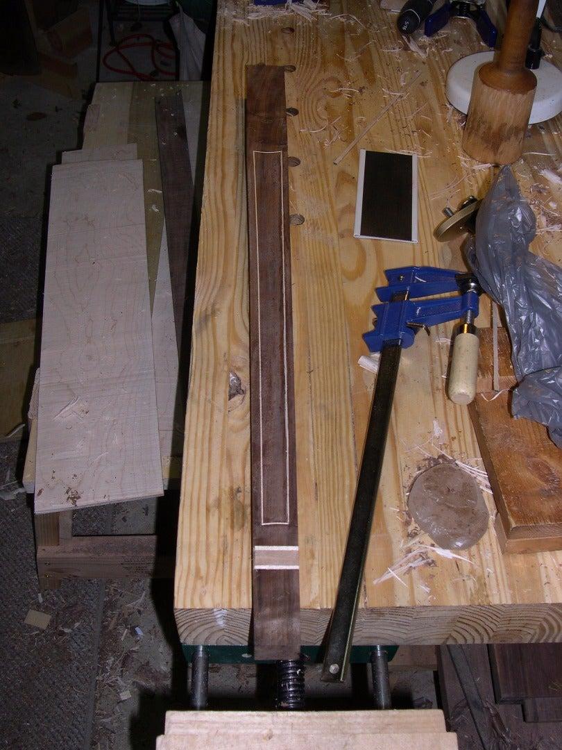 Making the Stringing