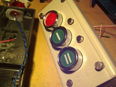 Channel Buttons