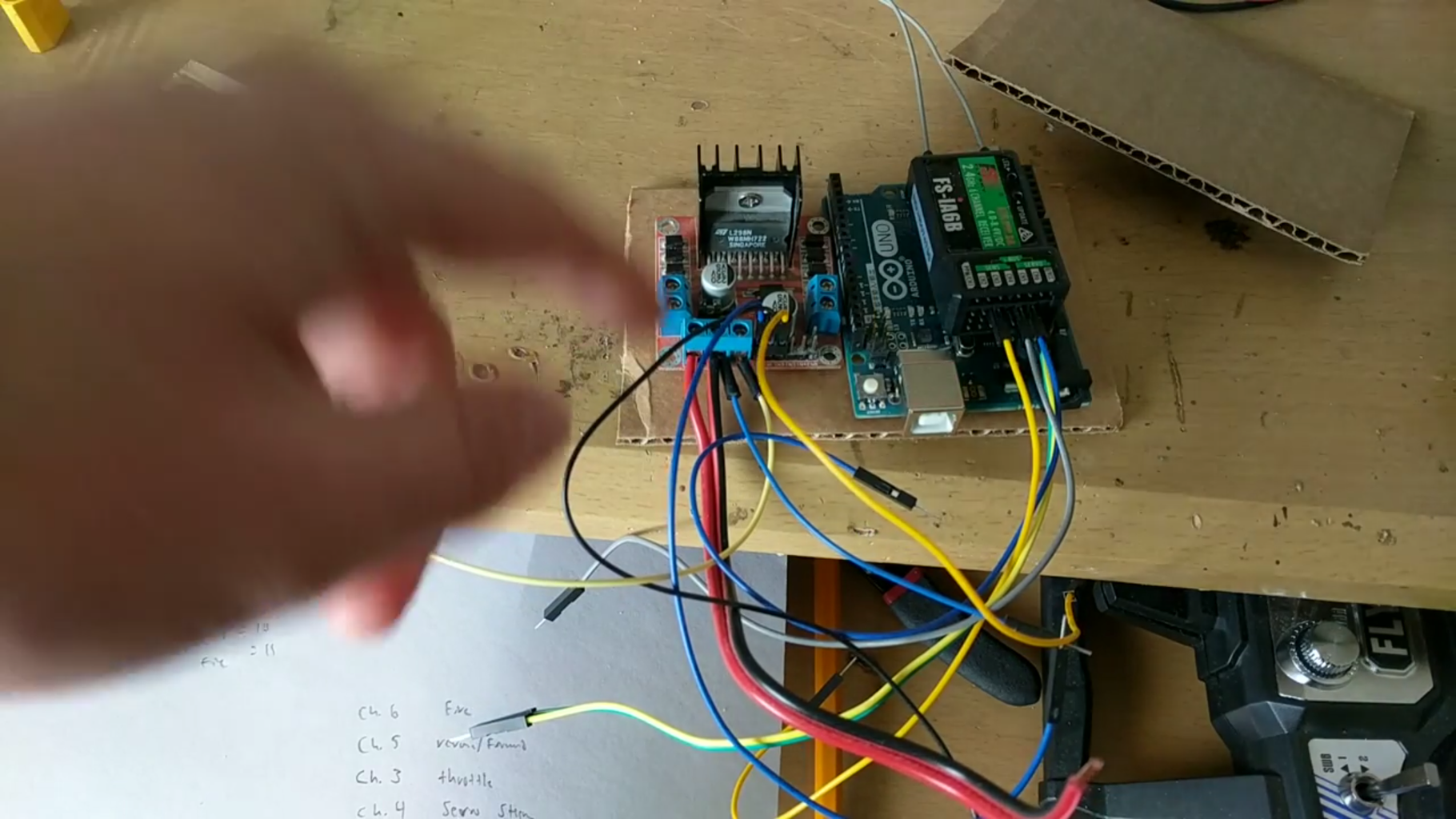 Building the DC Motor Control System