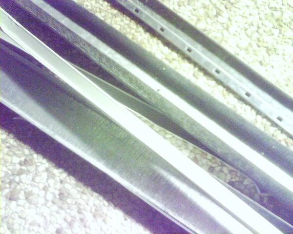 Safely Pack Steel Rails