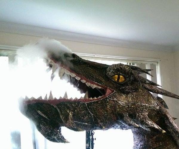 How to Make a Dragon Head