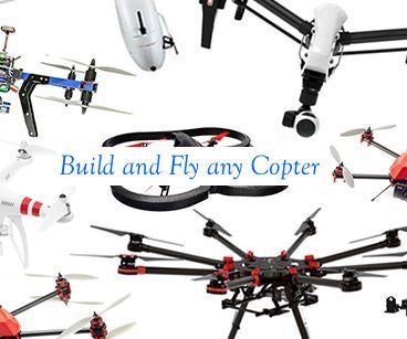 Build ANY Professional Multicopter