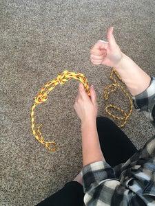 Double Bowline Knot