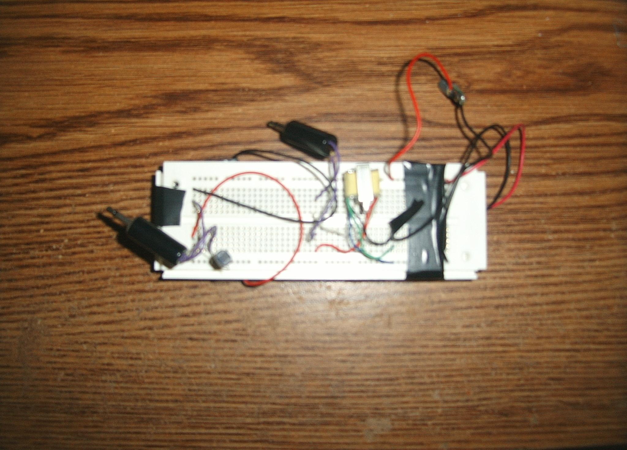 Transfer Sound on a Laser