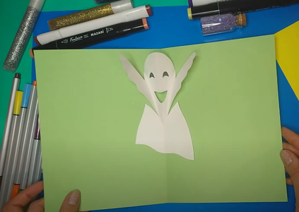 Making a Ghost