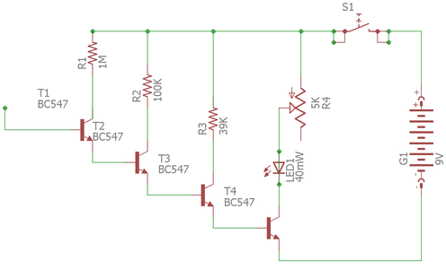 Connections and Circuit Diagram