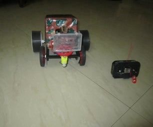 Diy Rc Offroad FPV Rover