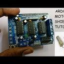 Arduino Motor Shield Tutorial!