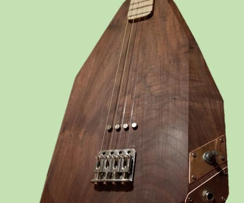 Electric Tenor Guitar