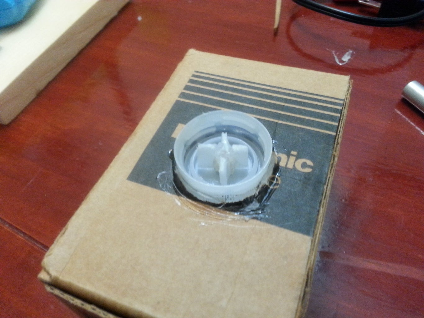 Add in the Arduino and Spinner