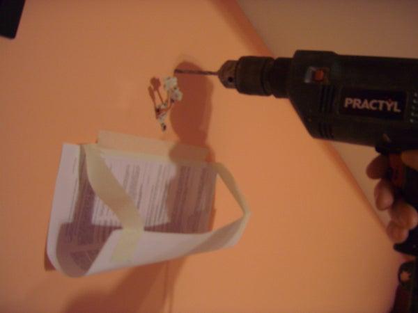 Drill-dust-bag!
