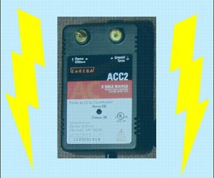 Reverse Engineering an Electric Fence Charger