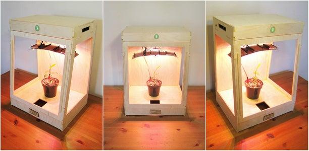 """An Even """"cooler"""" LED Grow Light"""