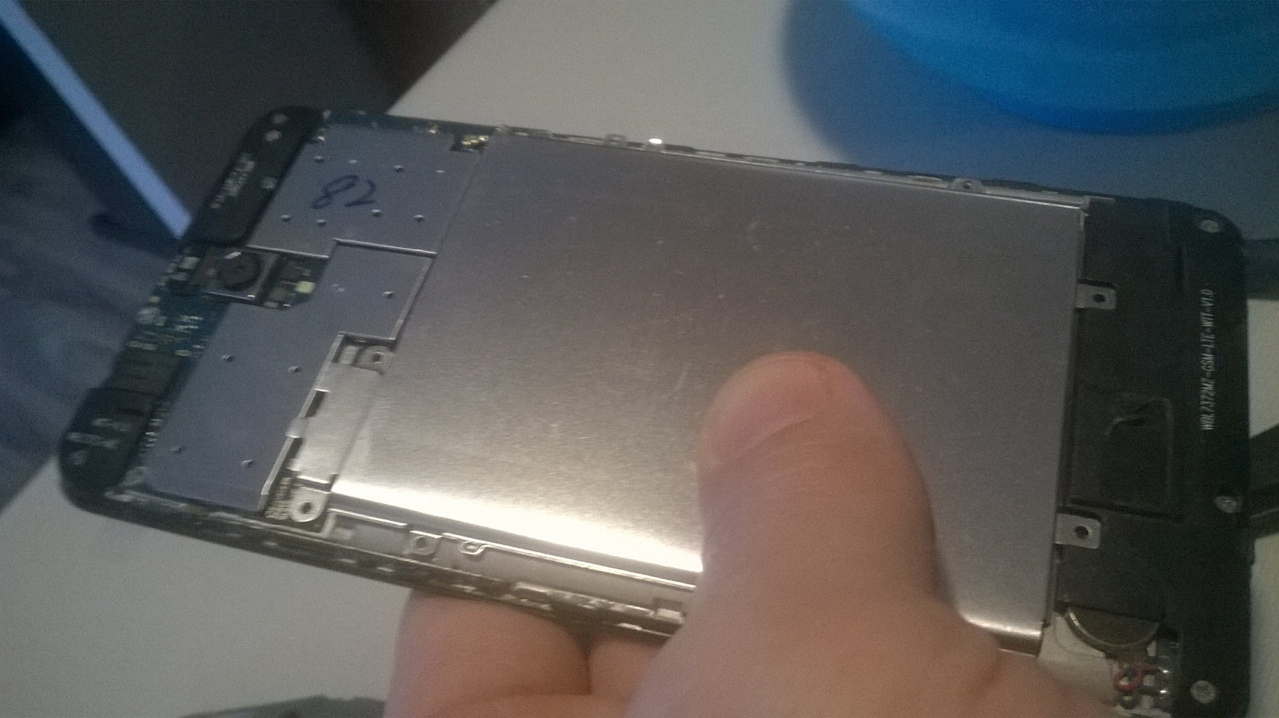 Rebuild the Phone