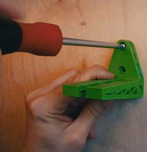 Screw or Glue