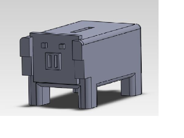 How to Make a Piggy Bank.