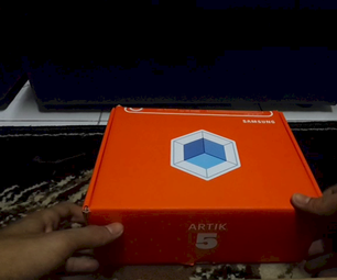 Getting Started Samsung Artik 5 From