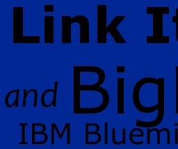 LinkIt ONE and IBM Bluemix
