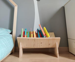 Simple Kid Bookshelf