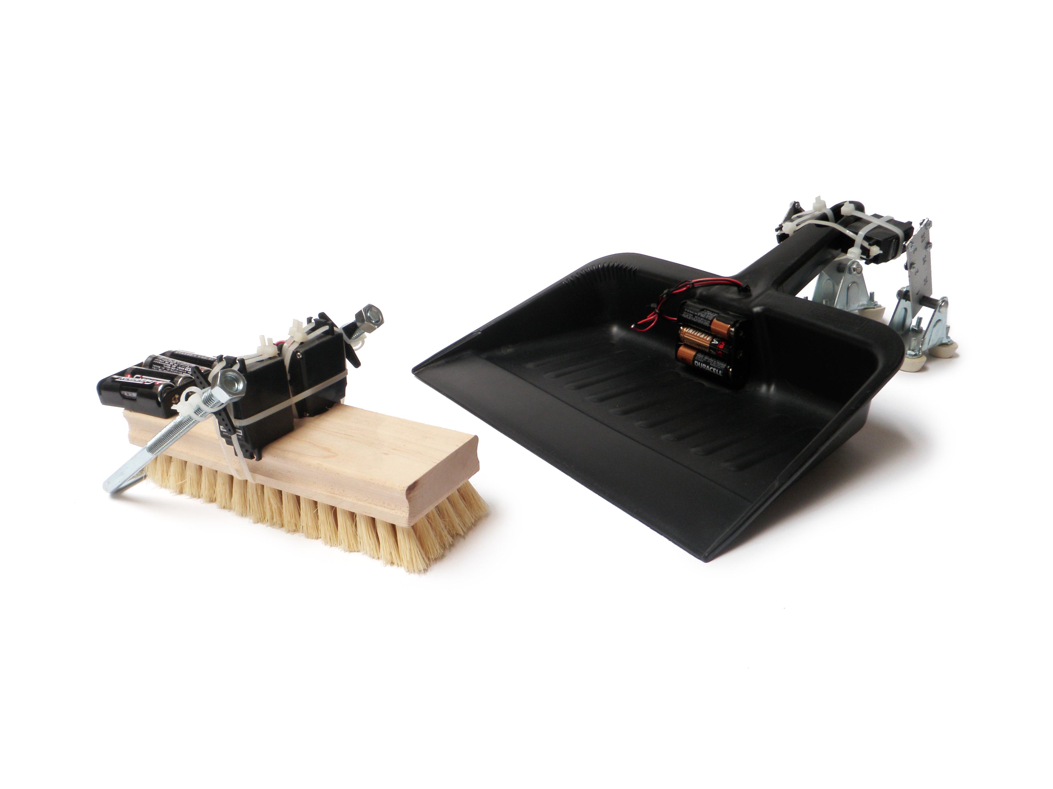 Basic Simple Bots Electronics