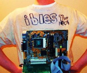 H@CK Your T-Shirt!