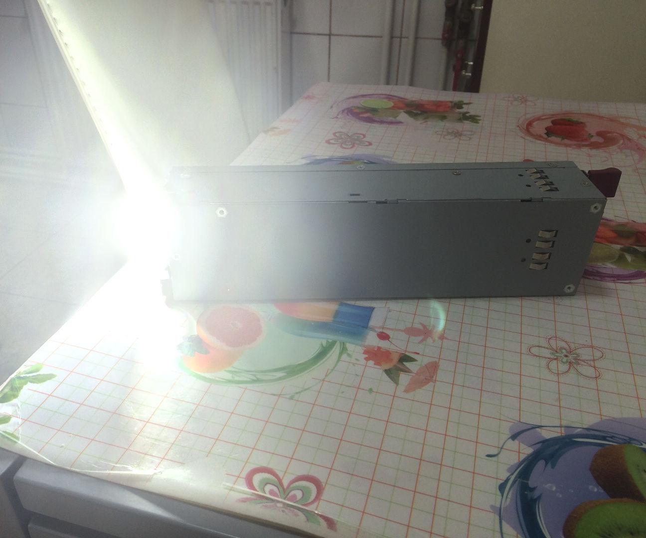 100 W led light