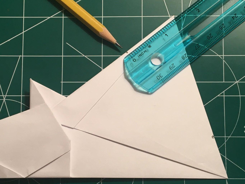 Canard and Winglet Folding