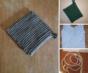 Upcycling Old T-shirts
