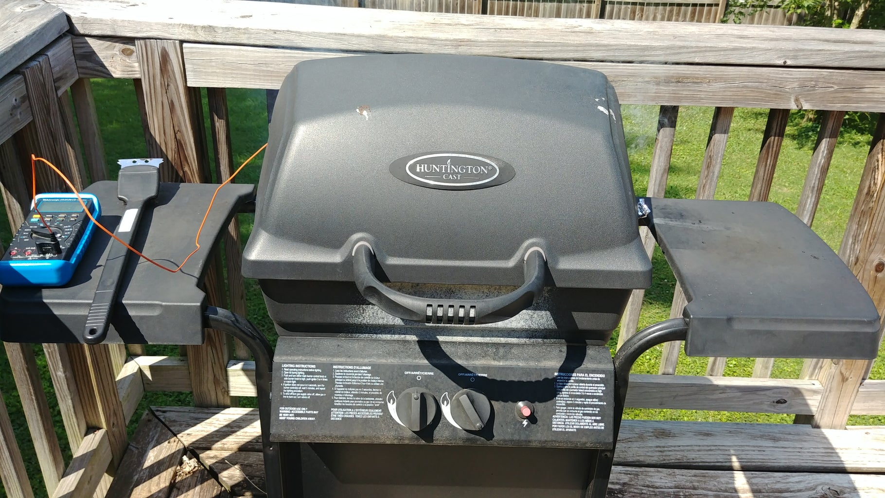 Know Your Grill!