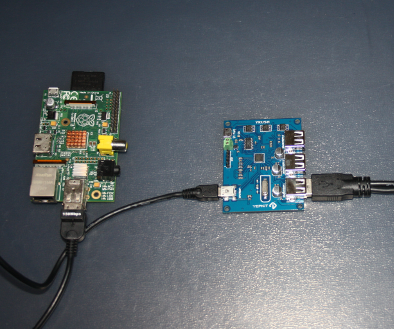 Automatic USB HDD Power Control for a Raspberry Pi Based NAS
