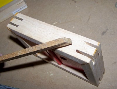 Light Thicknessing With a Radial Arm Saw