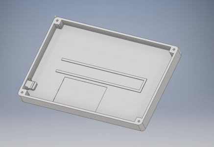 Model the Base (Box That Will Contain Your Components)
