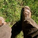 Desperate-quick-fix your shoe sole