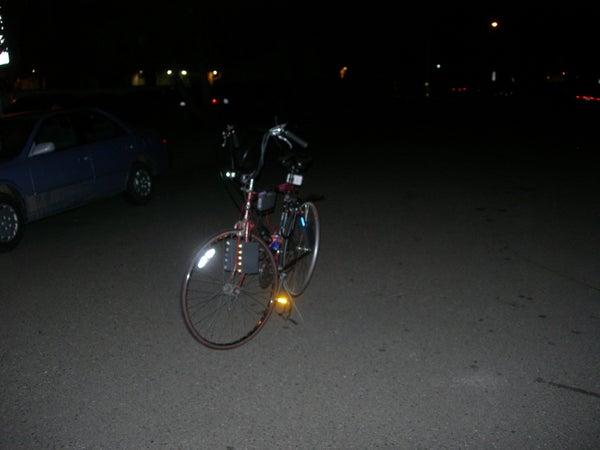 Bicycle Turn Indicators