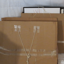Cardboard Portfolio Carrying Case